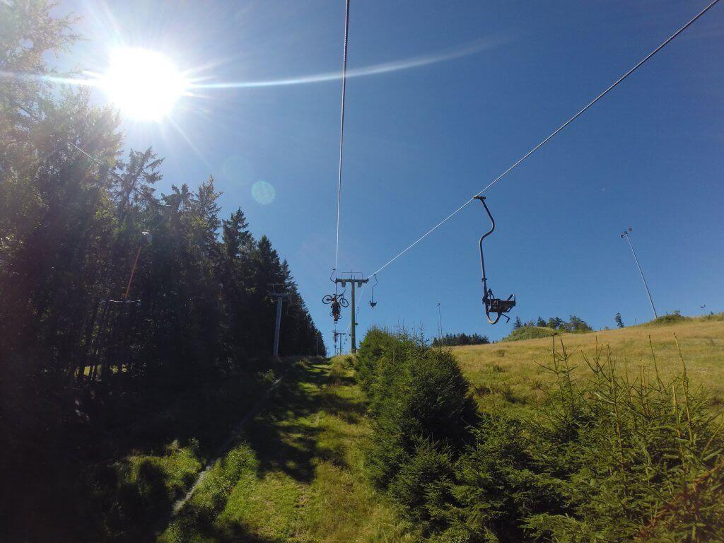 Lift Geißkopf Bayrischer Wald