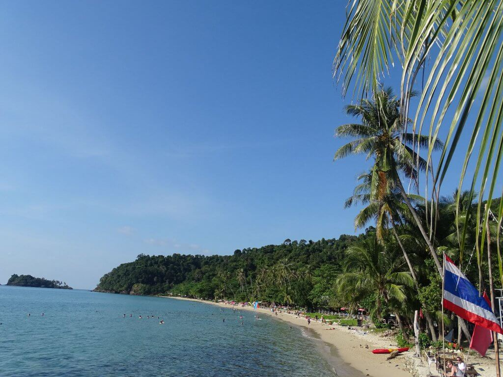Koh Chang Lonely Beach