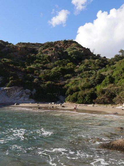 Spiaggia Compultitu