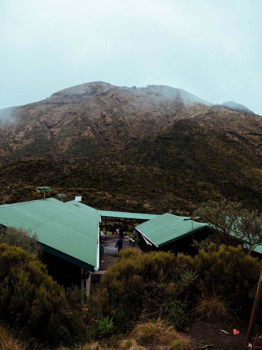 Trekking auf den Mount Meru