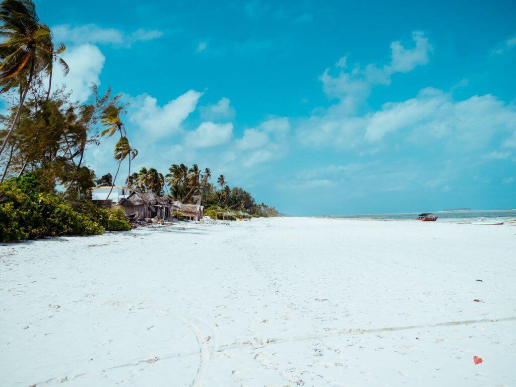 Traumstrände von Sansibar