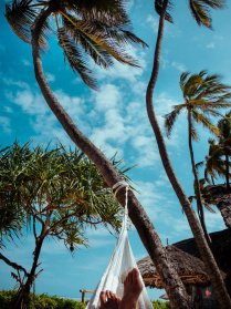 relaxen in Sansibar