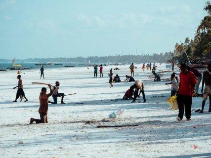 Strand von Matemwe