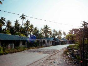 Dorf von michamvi Kae