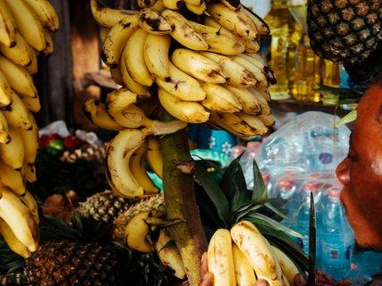 Bananen Michamvi Kae