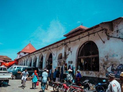 Fischmarkt in Stone Town Sansibar
