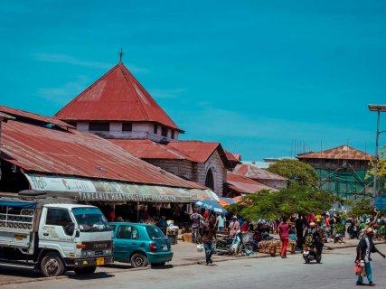 Darajani Market, Stone Town