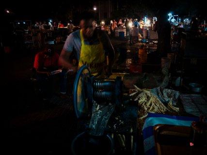 Forodhani Food Markt