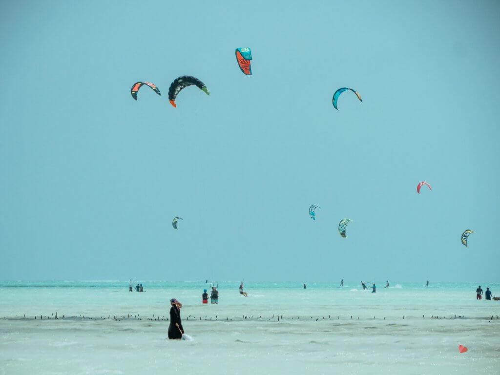 Kite Surf Mekka - Paje