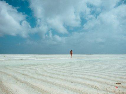 Schönster Strand auf Sansibar