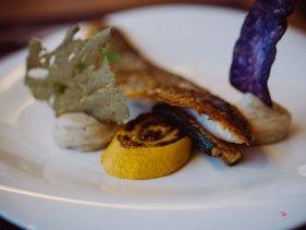 ausgezeichnetes Essen im Hotel das Gerstl