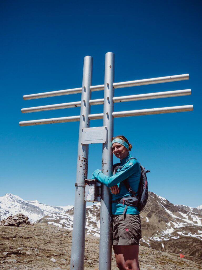 Gipfel vom Watles