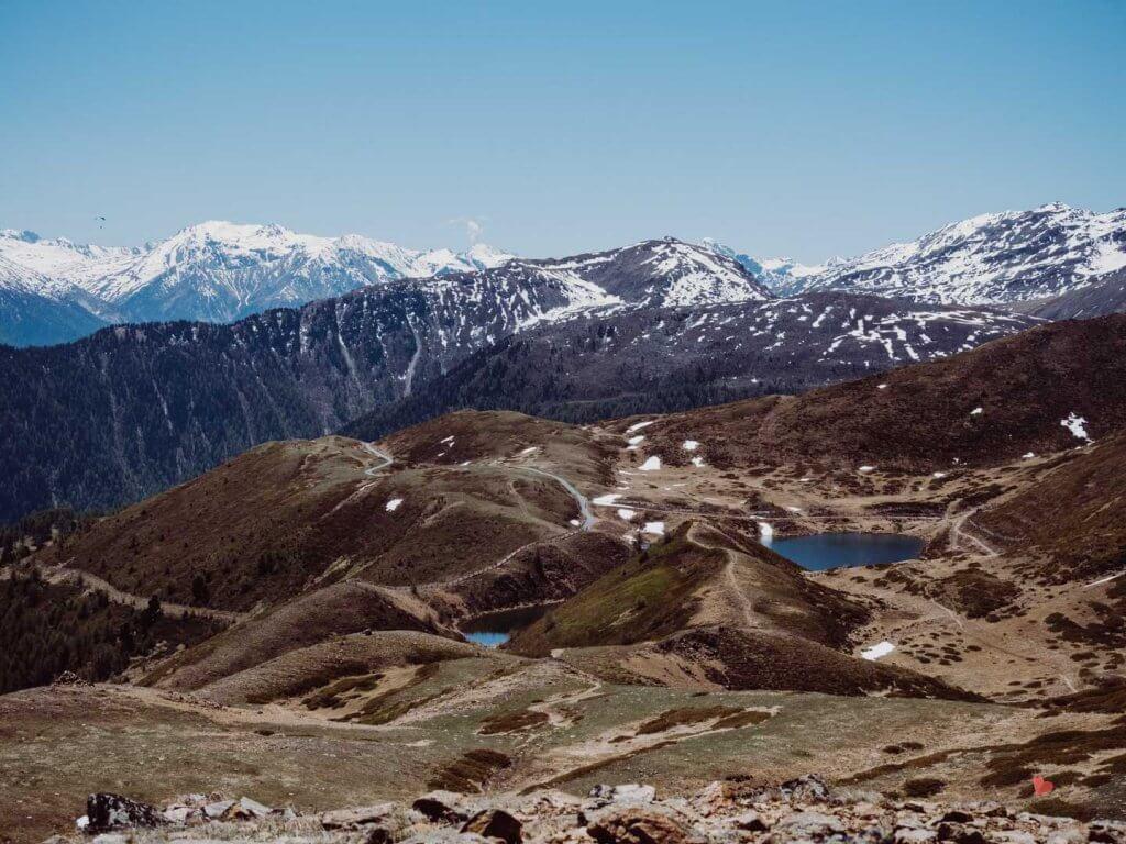Pfaffensee in Südtirol