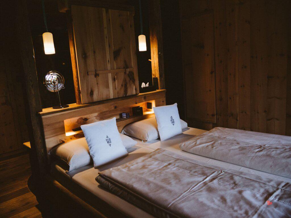 Hotel Zimmer im mama thresl