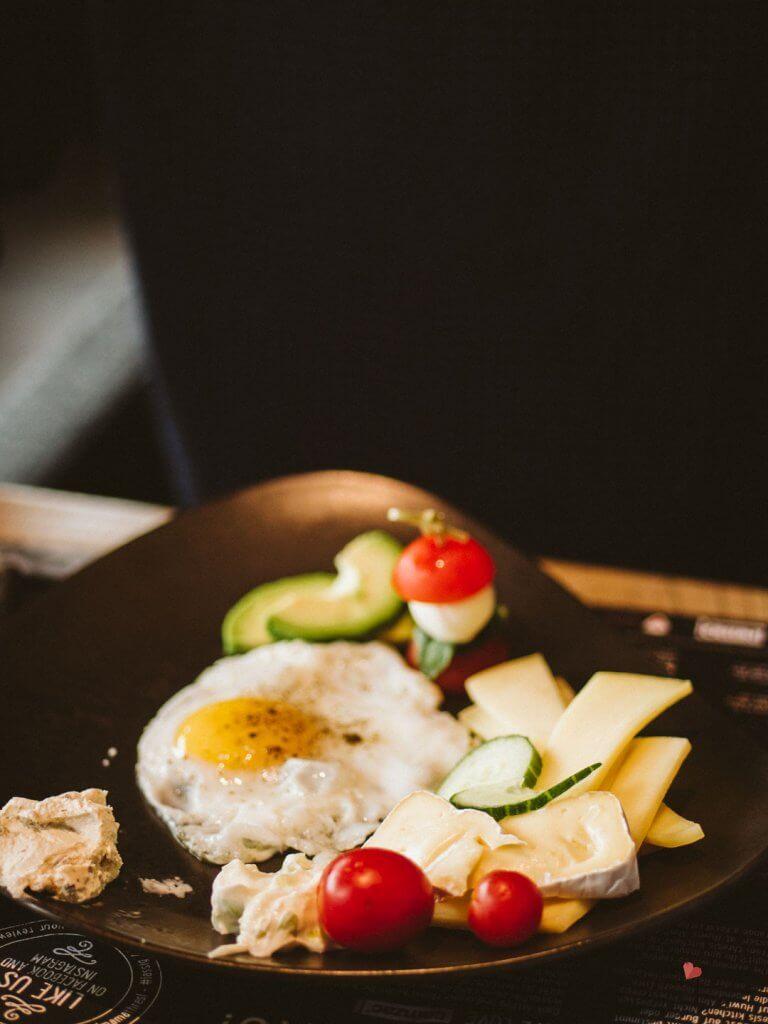 Frühstück im mama thresl