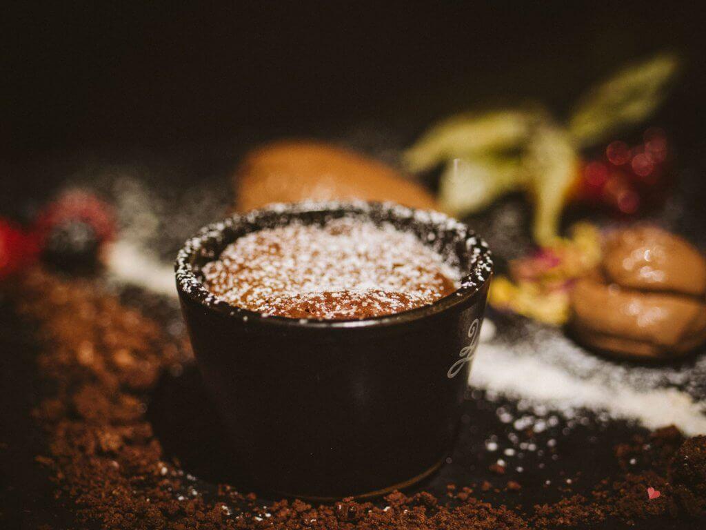 Death by chocolate Nachtisch im mama thresl