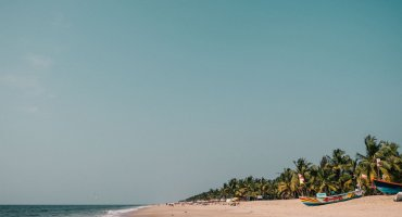 Traumstrand Marari Beach