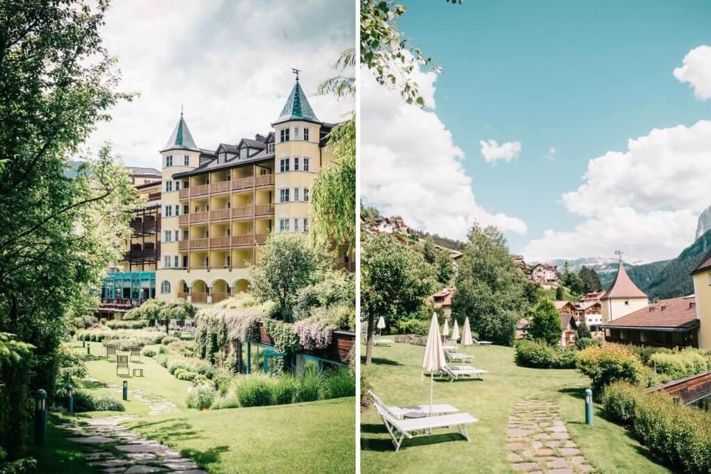 Adler Dolomiti St. Ulrich - Urlaub in den Dolomiten
