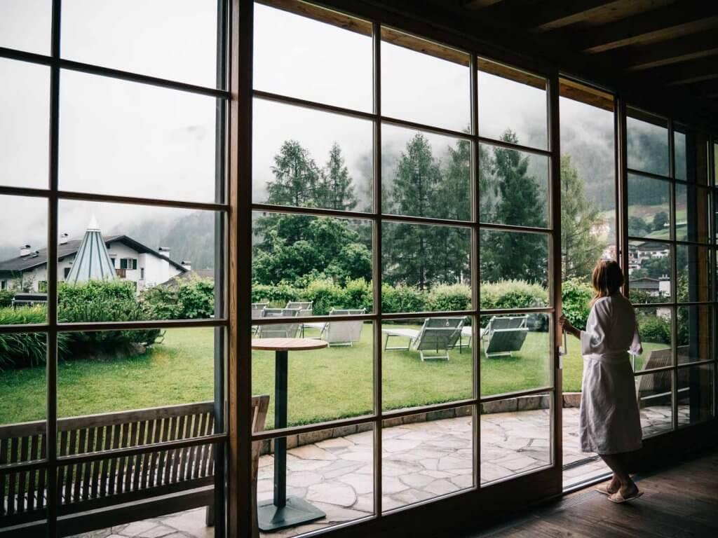 Wellness im Adler Dolomiti St. Ulrich - Urlaub in den Dolomiten